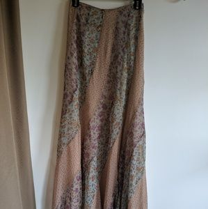 Free People size 2 floral skirt